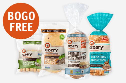 ozery bakery coupon