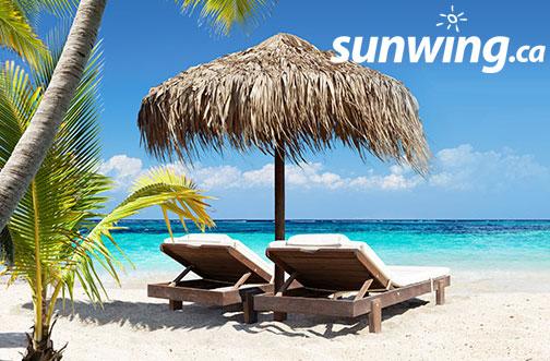 sunwing contest
