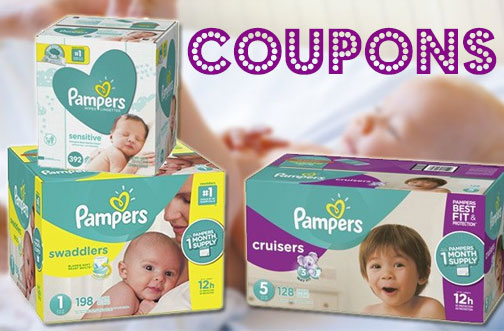 pampers coupons