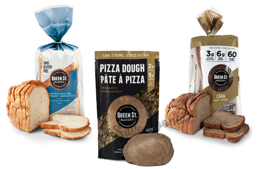 free queen street bakery products