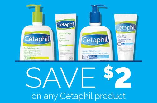 cetaphil coupon
