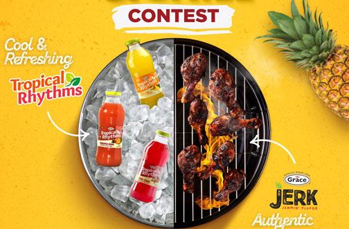 grace foods contest