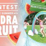 oasis hydrafruit contest