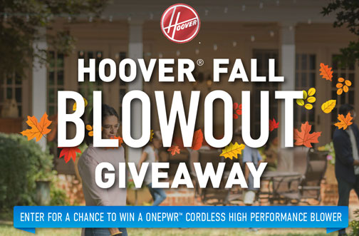 hoover contest canada