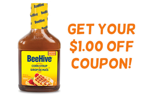 beehive corn syrup coupon