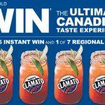 mott's clamato contest