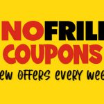 no frills coupons
