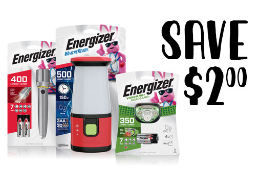 energizer lights coupon