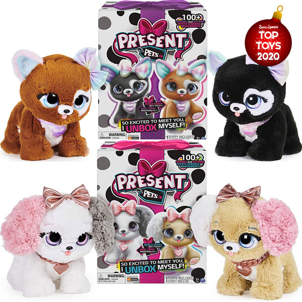 top holiday toys present pets
