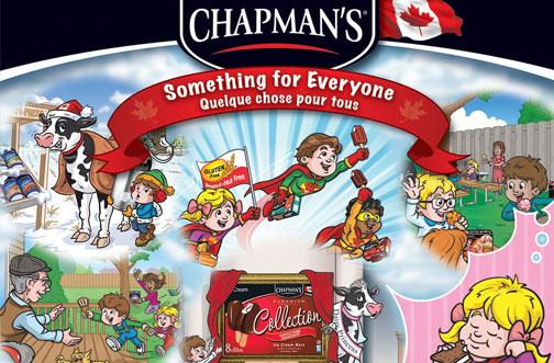 free chapmans calendar 2021