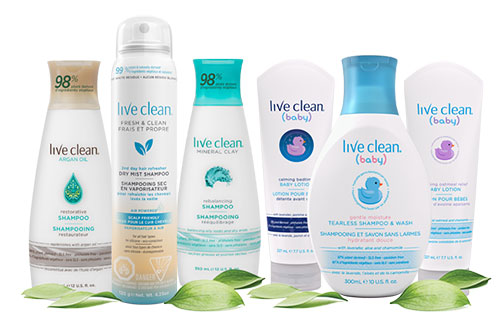 live clean coupons