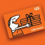 little caesars gift card offer