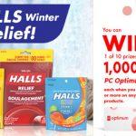 shoppers drug mart halls contest