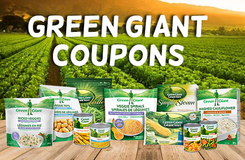green giant coupons canada