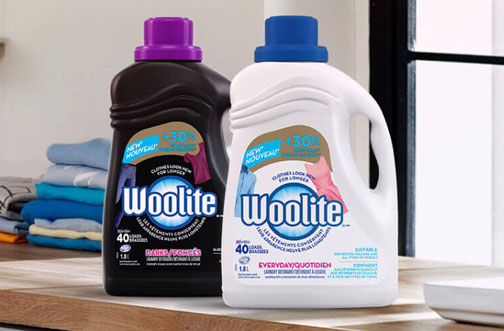 woolite coupons canada