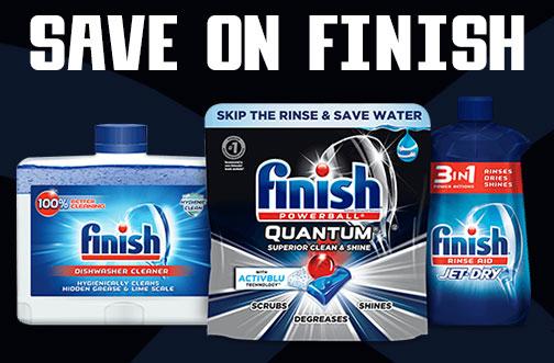 finish dishwasing coupons