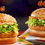 free spicy mcchicken