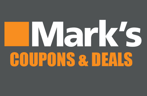 mark's coupons deals