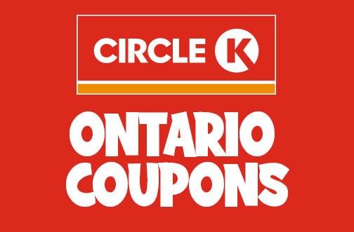 circle k ontario coupons