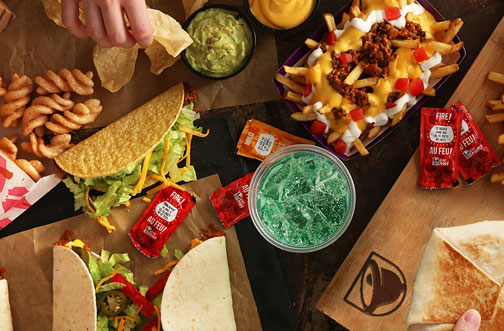 taco bell contest