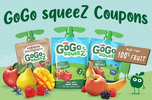gogo squeez coupons