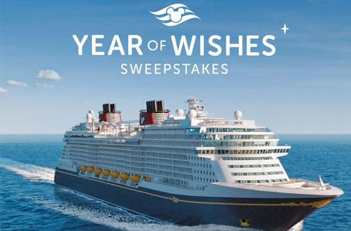 disney wish cruise line contest