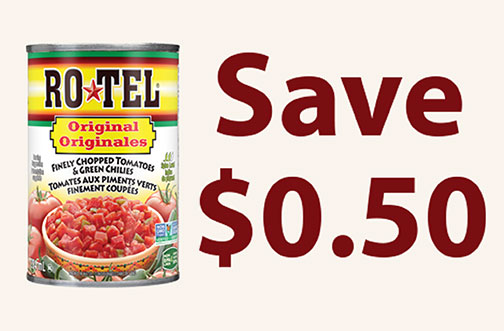 rotel coupon