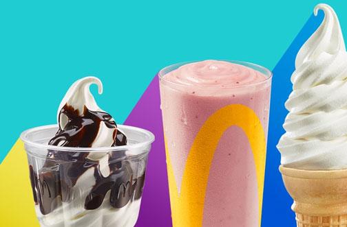 mcdonald's ice cream