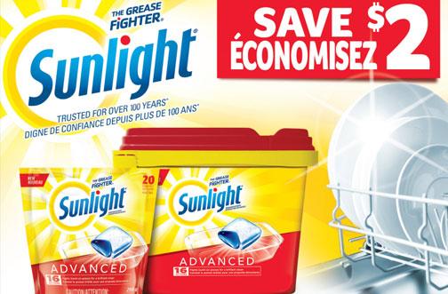 sunlight coupon