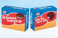 Dairy Queen BOGO Dilly Bars or Sandwiches