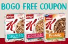 BOGO Free Kellogg's Special K Cereal Coupon