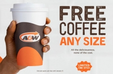 Free Coffee at A&W