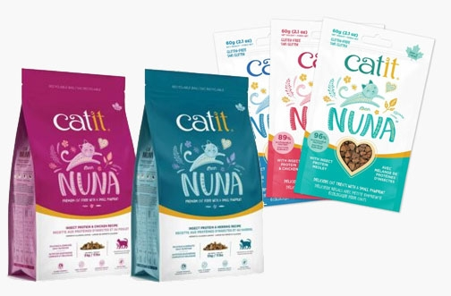 Catit Free Product Testing | Try Catit Nuna Cat Food & Treats for Free