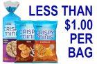 Major Savings on Quaker Crispy Minis
