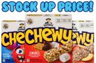 Stock Up on Quaker Chewy Bars