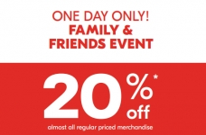 Shoppers Drug Mart Friends & Family Coupon