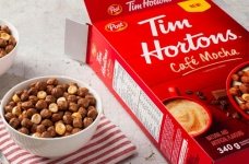 Tim Hortons Cafe Mocha Cereal is Coming To A Store Near You