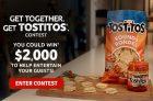 Get Together. Get Tostitos. Contest