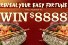 Uncle Ben's Easy Fortune Sweepstakes