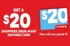 SDM Free Gift Card Offer
