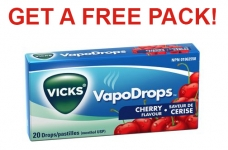 FREE Vicks VapoDrops