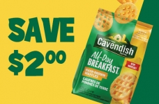 Cavendish Farms Coupons | All-Day Breakfast Potatoes + More Savings
