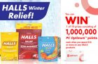 Shoppers Drug Mart Contest |  Halls Winter Relief + Winter Proof Your Skin Contest