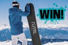 NUTRL Contests | Win a Snowboard