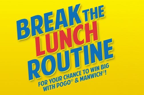 Break the Lunch Routine Contest