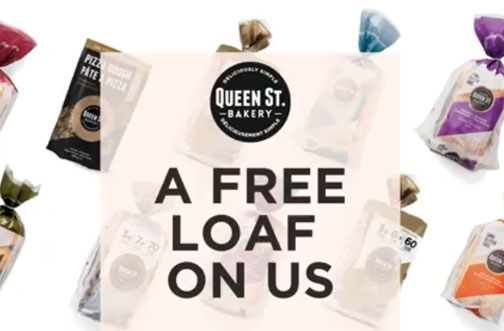 Free Queen Street Bakery Coupon