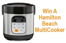 Hamilton Beach MultiCooker Giveaway
