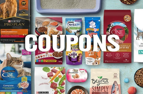 Purina Coupons Canada | New Purina Pro Plan Veterinary Supplement Coupon