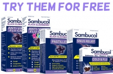 SocialNature – Sambucol Cold & Flu Products