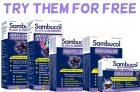 SocialNature – Sambucol Cold & Flu Products